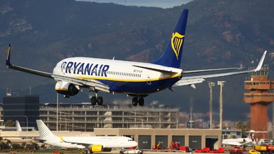 EI-GJN - Boeing 737-8AS - Ryanair