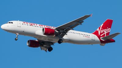 N642VA - Airbus A320-214 - Virgin America