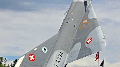 J-2334 - Dassault Mirage 3 - Switzerland - Air Force