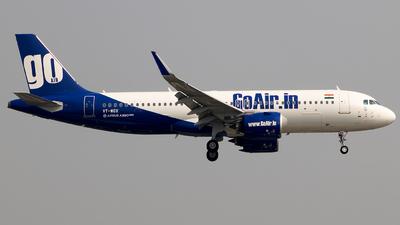 VT-WGX - Airbus A320-271N - Go Air
