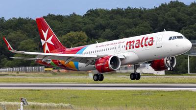 9H-NED - Airbus A320-251N - Air Malta