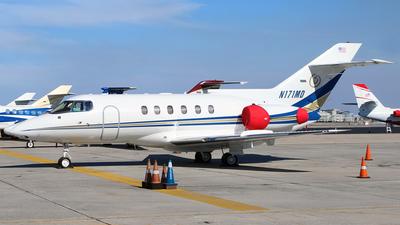 N171MD - British Aerospace BAe 125-800A - Private