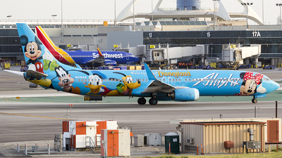 N318AS - Boeing 737-990 - Alaska Airlines