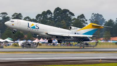 HK-4637 - Boeing 727-2S2F(Adv)  - Líneas Aéreas Suramericanas