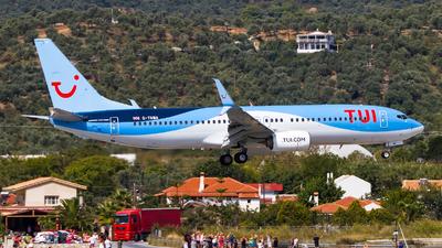 A picture of GTAWA - Boeing 7378K5 - TUI fly - © Rafal Pruszkowski