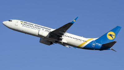 UR-PSF - Boeing 737-84R - Ukraine International Airlines