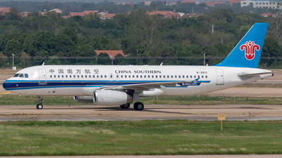 B-9913 - Airbus A320-232 - China Southern Airlines