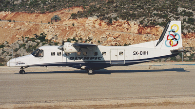 SX-BHH - Dornier Do-228-201 - Olympic Aviation