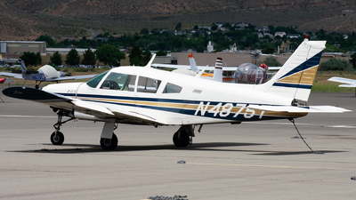 N4875T - Piper PA-28R-200 Cherokee Arrow - Private