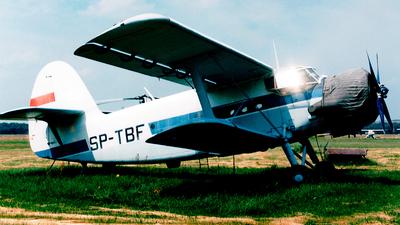 SP-TBF - PZL-Mielec An-2 - Aeropol