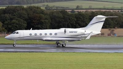 N481SC - Gulfstream G-IV(SP) - Private