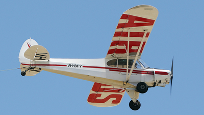 VH-BFY - Piper PA-18-150 Super Cub - Private