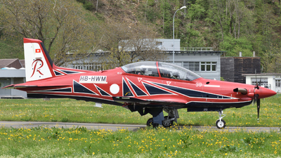 HB-HWM - Pilatus PC-21 - Pilatus Aircraft