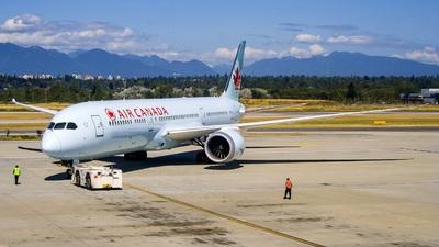 C-FGEO - Boeing 787-9 Dreamliner - Air Canada
