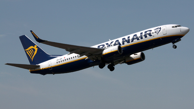 9H-QBI - Boeing 737-8AS - Ryanair (Malta Air)