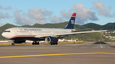 N289AY - Airbus A330-243 - US Airways