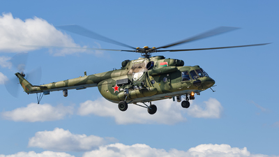 87 - Mil Mi-8MTV-5 Hip - Belarus - Air Force