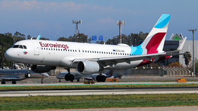 OE-IQC - Airbus A320-214 - Eurowings Europe