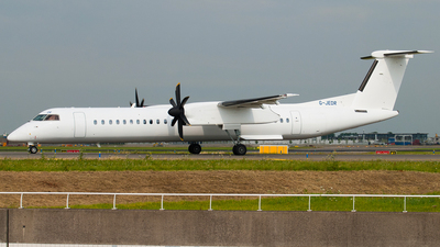 G-JEDR - Bombardier Dash 8-Q401 - Flybe