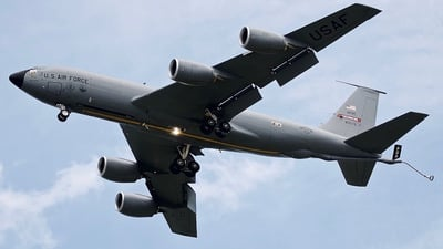 58-0076 - Boeing KC-135R Stratotanker - United States - US Air Force (USAF)