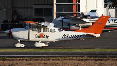 N2400T - Cessna 206H Stationair - GeoAir