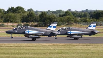 HW-334 - British Aerospace Hawk Mk.51 - Finland - Air Force