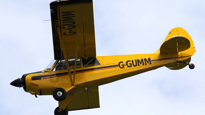 G-GUMM - Aviat A-1B Husky - Private
