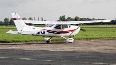 G-OBBO - Cessna 182S Skylane - Private