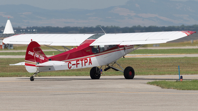 C-FTPA - Piper PA-18-150 Super Cub - Private