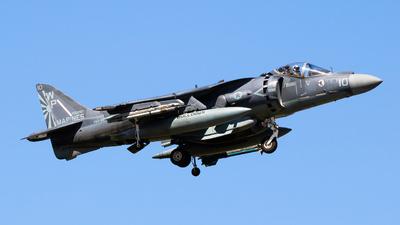 166287 - McDonnell Douglas AV-8B+ Harrier II - United States - US Marine Corps (USMC)