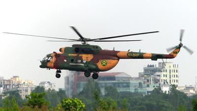 S3-BRP - Mil Mi-171Sh Baikal - Bangladesh - Army Aviation