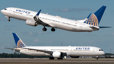 A picture of N68880 - Boeing 737924(ER) - United Airlines - © Brad T