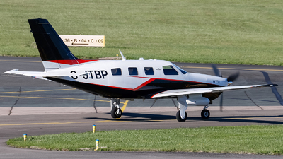 G-JTBP - Piper PA-46-M350 - Private