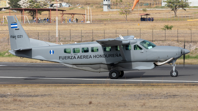 FAH-021 - Cessna 208B Grand Caravan EX - Honduras - Air Force