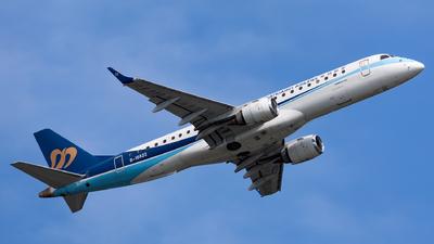 B-16822 - Embraer 190-100IGW - Mandarin Airlines