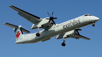 C-FSRJ - Bombardier Dash 8 402Q - Air Canada Express (Jazz Aviation)