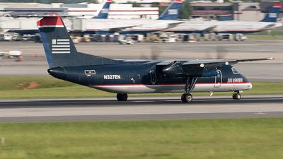 N327EN - Bombardier Dash 8-311 - US Airways Express (Piedmont Airlines)