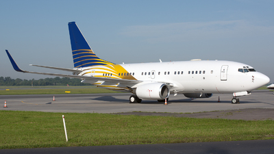 A6-RJZ - Boeing 737-7Z5(BBJ) - Private