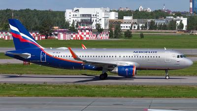 A picture of VPBLN - Airbus A320214 - Aeroflot - © Ivan Goreza