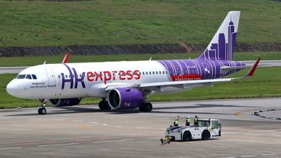 B-LCM - Airbus A320-271N - Hong Kong Express