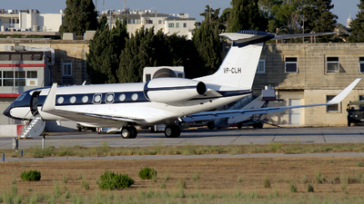 VP-CLH - Gulfstream G650 - Private