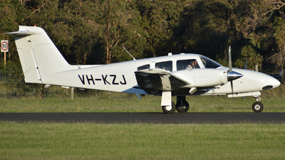 A picture of VHKZJ - Piper PA44180 Seminole - [4496462] - © Jarrod Swanwick