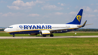 A picture of EIEBR - Boeing 7378AS - Ryanair - © Radim Koblížka