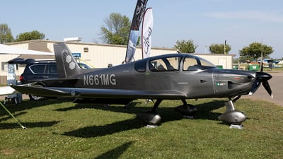 N661MG - The Airplane Factory Sling TSi - Private