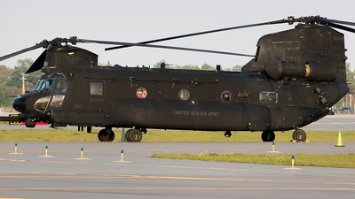 08-03781 - Boeing MH-47G Chinook - United States - US Army