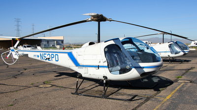 N52PD - Enstrom F-28F - Private