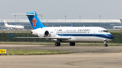 B-099H - COMAC ARJ21-700 - China Southern Airlines