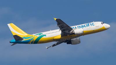 RP-C3262 - Airbus A320-214 - Cebu Pacific Air