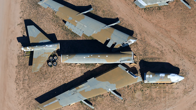 - Boeing B-52G Stratofortress - United States - US Air Force (USAF)
