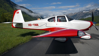 HB-YNN - Vans RV-10 - Private